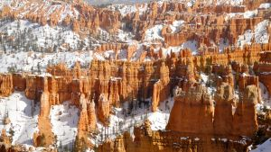 snow and sandstone by bandoodie