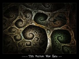 Tim Burton Was Here by psion005