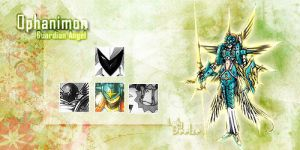 Holy Collection: Ophanimon 1 by LadyBeelze