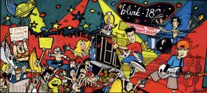Blink 182 by Frenchtouch29