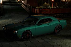 My Challenger 2 by GamaGT