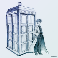 Doctor Whooo by Psyconorikan