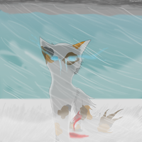Forgoten in the Snow~ by Dragongod2o0