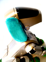 Aibo Cozies: Teal by bunniesRawesome