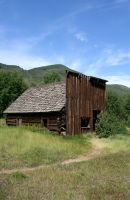 Ashcroft Ghost Town 35 by Falln-Stock