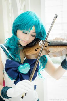 Sounds of the Sea - Sailor Moon by Mostflogged