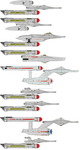 Ships Of Axanar Revamp by p51cmustang