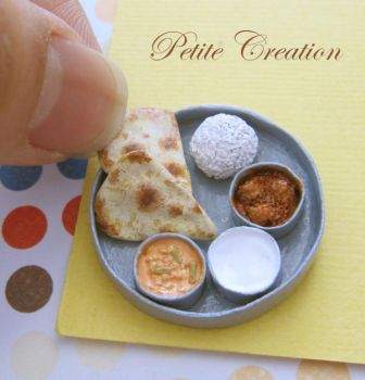 12th scale indian food by PetiteCreation