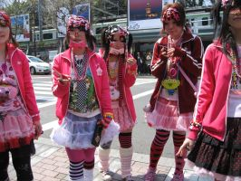 harajuku girls 2 by laura-bell27