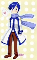 Vocaloid- Kaito by Kevin11s-girl