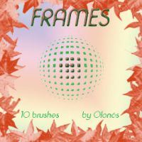 by Olones_Frames by olones