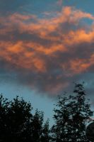 burning cloud by mortenthoms