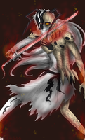 The Hell Clad Vasto Lorde by HezuNeutral