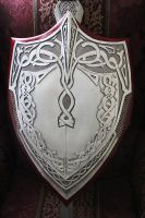 Lady Sif's Shield by Xelhestiel