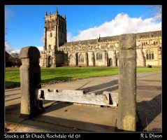 Stocks at St Chads Rochdale rld 01 by richardldixon