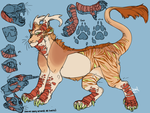 Eastern Tiger contest entry by xXDruidcatXx