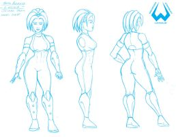 Test Model Sheet by Dualmask