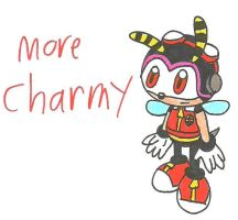 More Charmy by cmara