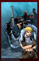 Metal Gear Solid Mad by dorlan
