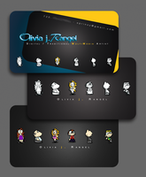 Business Card Vote by LadySarena