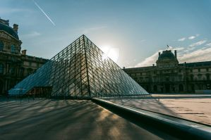 Morning Louvre by hongng234