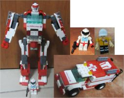 KRE-O 30662 Ratchet by aim11