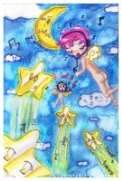 Angels and music by sjupiter-belcha