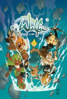 wakfu, cover comic by KennyRuiz