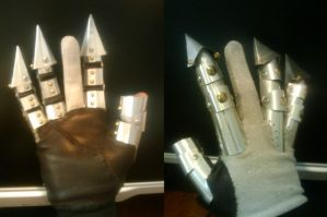 Steampunk Prosthetic Hand 1 by Challenger70TA