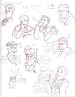 Bully: Sketch Dump Madness by RobotButler