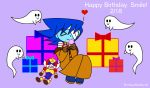 Happy Birthday Smile! 2015 by HoneyBatty16