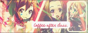 Coffe after class. by AikoNatsumi