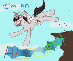 Im An Alicorn by Timmingt0n
