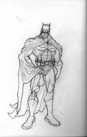 batman practice by androsm