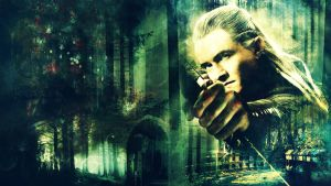 Legolas Greenleaf by Super-Fan-Wallpapers