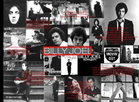 Billy Joel by kamikazelife