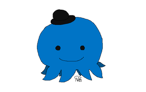 Day 33 - Oswald The Octopus by uhnevermind
