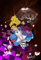 Falling Alice by juliefofisss