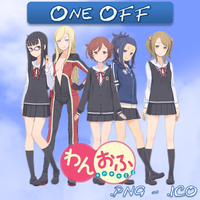 One Off V2 PNG & PNG by bryan1213