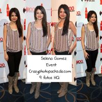 Selena Gomez Event by CrazyPhotopacks