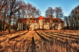 orphanage HDR by Athrian