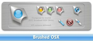 Brushed OSX CXP by RPGuere