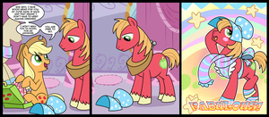 My Big Brother Can't Be This Cute by CSImadmax