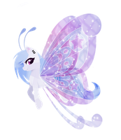 Art Trade: Crystal Wings by FuyusFox