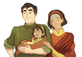 Opal and Bolin by freestyletrue
