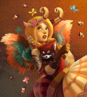 Autumn by TLCook