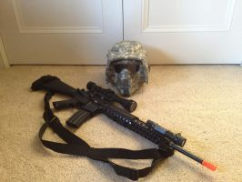 US Army's Newest Sniper Unit by Ghost141