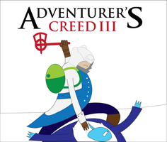 Adventurer's Creed by BenjaminHopkins