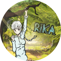 Rika Button by Ryder-Sechrest