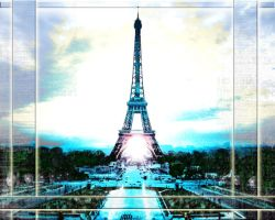 Eiffel Tower by The-Mattness